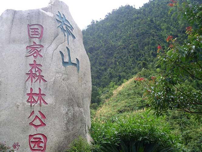 海南吊罗山国家森林公园