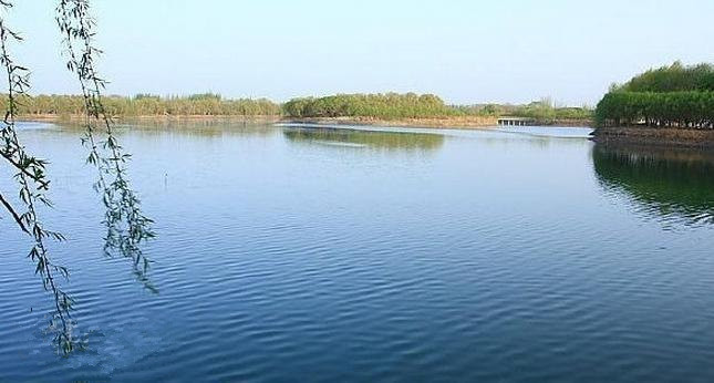 昆仑湖公园拓展基地