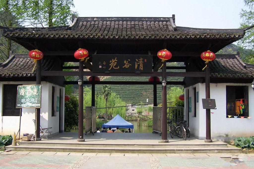 杭州大清谷拓展基地